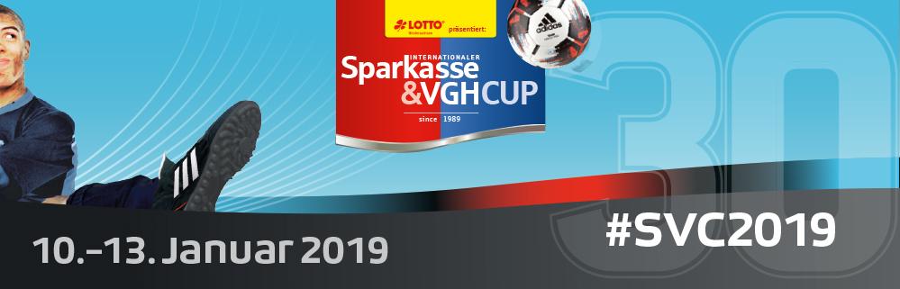 Teilnehmerfeld für 30. Sparkasse & VGH CUP komplett
