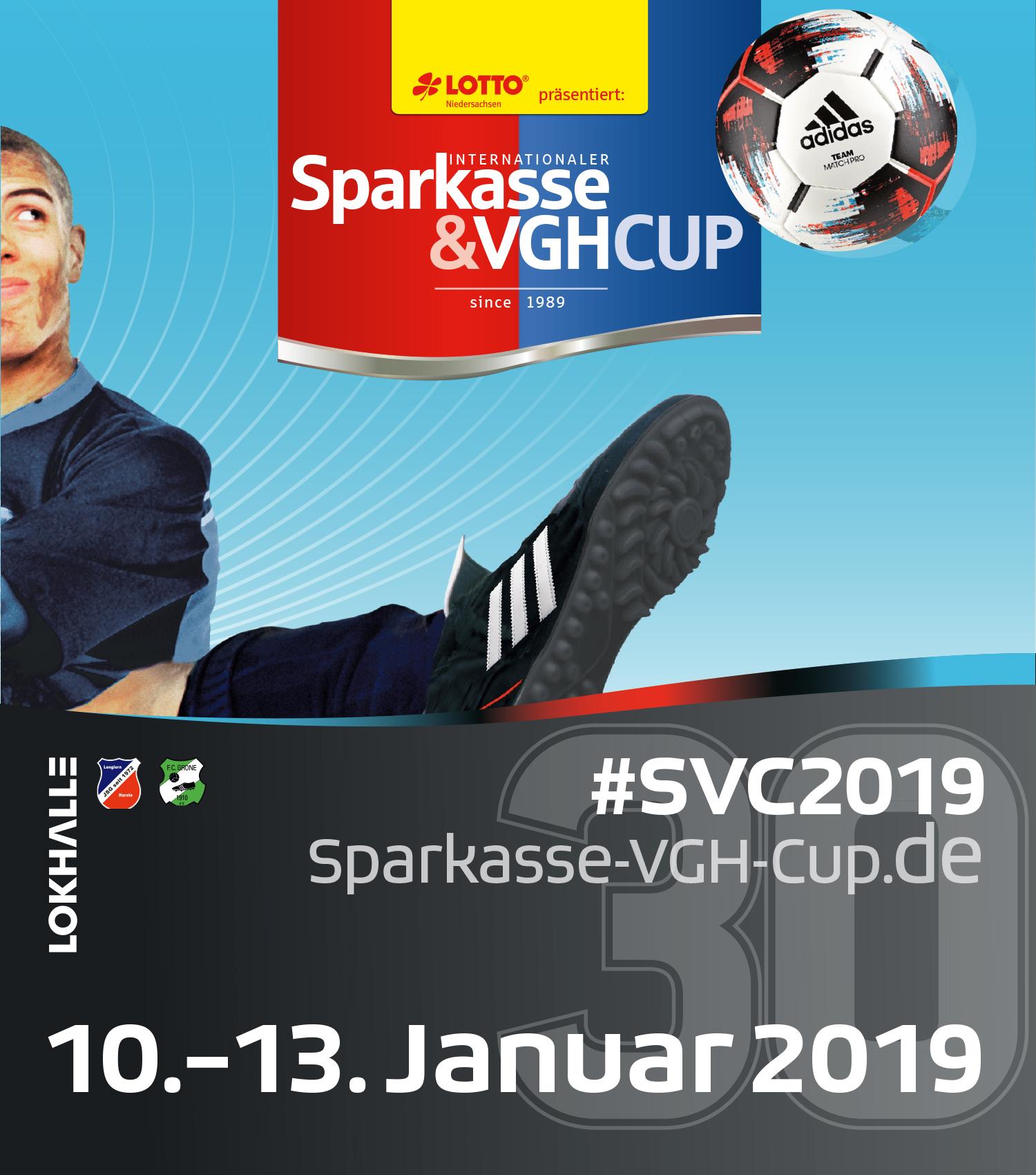 1. FSV Mainz 05 und Eintracht Frankfurt kommen wieder in die Lokhalle